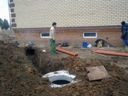 Замена и монтаж канализационных труб в Могилеве
