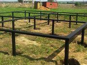 Свайно-винтовой Фундамент под ключ в Дзержинске